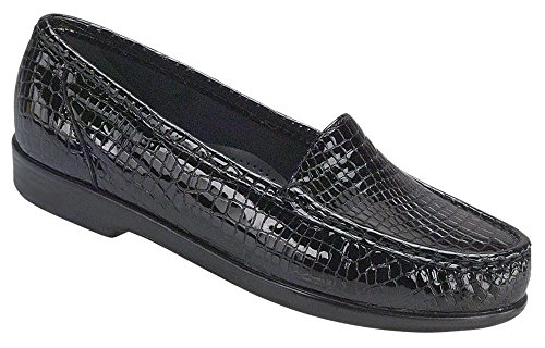 buy cheap visit SAS Womens Simplify Closed Toe Black Croco shopping online cheap sale official site HIEtr