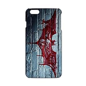 SHOWER 2015 New Arrival BATMAN 3D Phone Case for iphone 6 plus