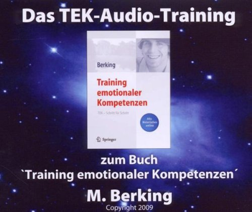 Das TEK-Audio-Training: Training emotionaler Kompetenzen
