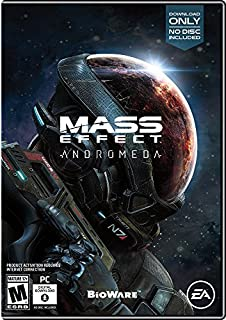 Electronic Arts Mass Effect Andromeda French Only (No Disk) - French Edition (B01M3584NX) | Amazon Products