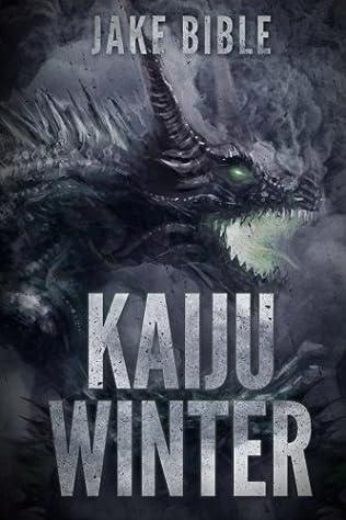 book cover of Kaiju Winter
