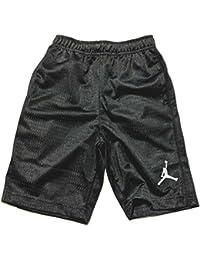 Little Boys Mesh Athletic Shorts