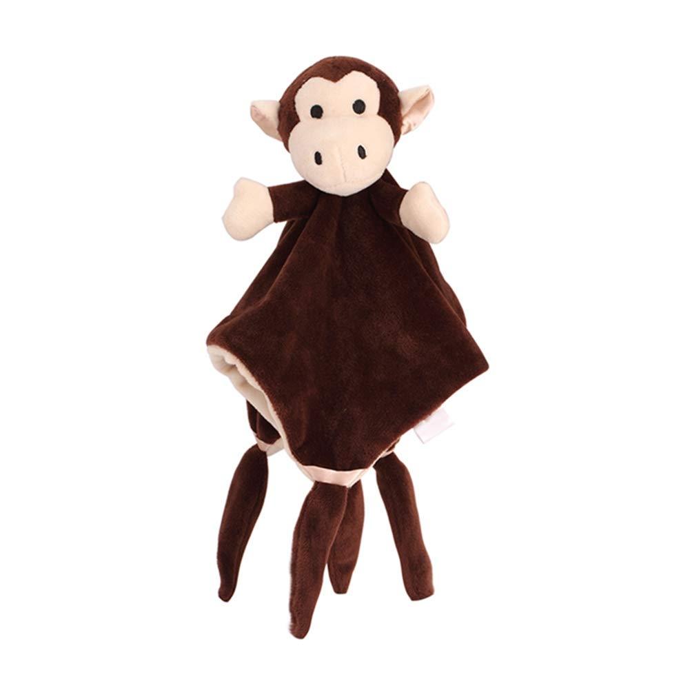 Balai Schnuffeltuch Baby Kuscheltiere h/äkeln Hochwertiges Baby Kuscheltuch ideal als Schnuffeltuch und Tr/österchen