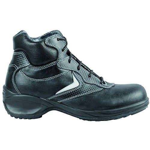 """Cofra 11220–000.d36Talla 36S3SRC–zapatos de seguridad de """"verde color negro"""