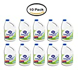 PACK OF 10 - Great Value Easy Pour Bleach, Linen Scent, 121 fl oz
