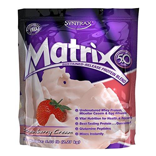 (Matrix5.0, Strawberry Cream, 5 Pounds)