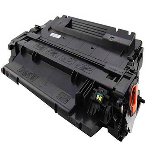 Printstar 55A/CE255A Toner Cartridge for HP Laserjet P3010; P3015; P3015d; P3015dn; P3015n; P3015x Single Color  Black