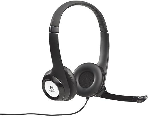 68 opinioni per Logitech H390 Cuffie per PC, Nero