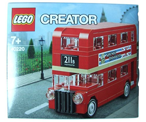 LEGO Creator Double Decker London Bus 40220