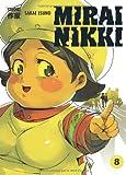Mirai Nikki - Le journal du futur Vol.8