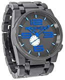 Rockwell Time FF-112 Watch, Gunmetal Blue, 50mm