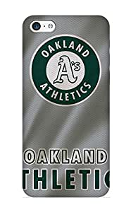 Hot Eylfuc-6492-juudoer Oakland Athletics Tpu Case Cover Series Compatible With Iphone 5c