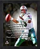 Dan Marino Miami Dolphins Pro Quotes Photo (Size: 9