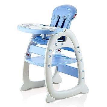 Amazon.com: Bonita silla y silla para bebé, plegable, 4 en 1 ...