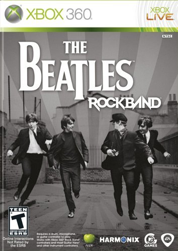 Xbox 360 The Beatles: Rock Band - Software Only by Electronic Arts