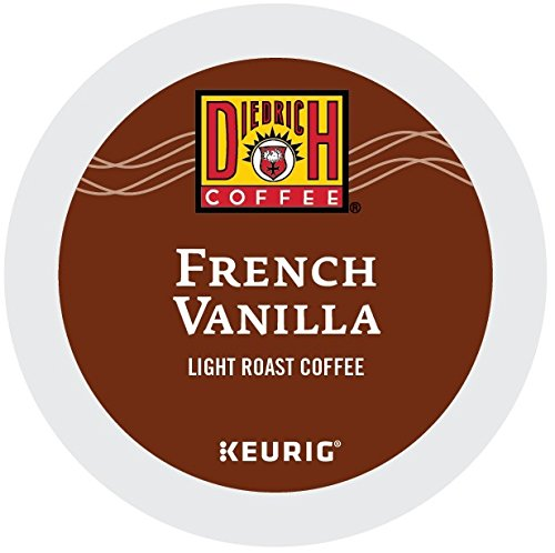 Diedrich Coffee French Vanilla K-Cups