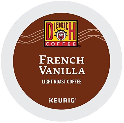 Diedrich K-cup (Diedrich Coffee French Vanilla K-Cups)