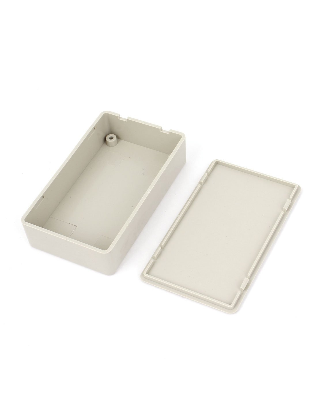 5PCS a prueba de agua de alimentación del protector de plástico caja de conexiones 85mmx50mmx21mm - - Amazon.com