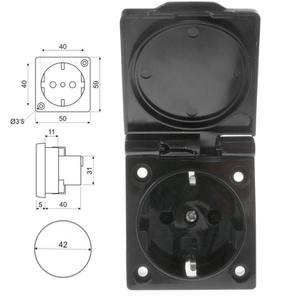 1m*23mm*9mm vap26 Autoadhesivo Sellado Rompe-Vientos Tira Cepillo para Hogar Puerta Ventana Aislamiento de Sonido Tira Gris