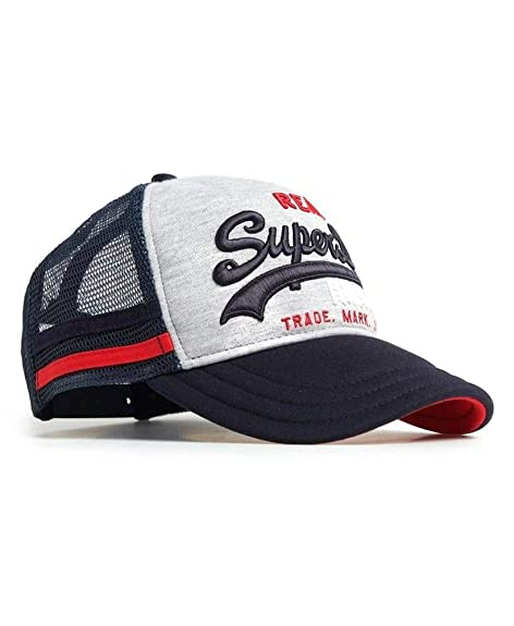 SUPERDRY Premium Good Cap: Amazon.es: Zapatos y complementos