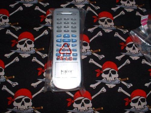 haier dvd remote control - 3
