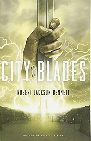book cover of City of Blades
