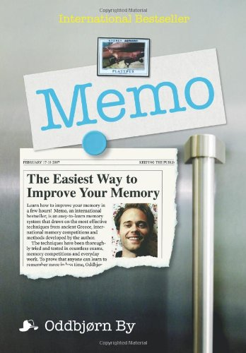 Price comparison product image Memo: The Easiest Way to Improve Your Memory