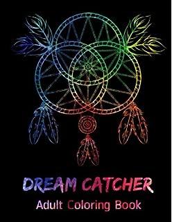 Dream Catcher Adult Coloring Book
