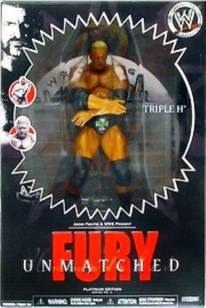 WWE Unmatched Fury Platinum Edition