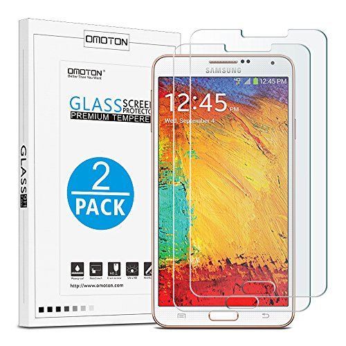 OMOTON Screen Protector Galaxy Note product image