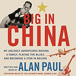 Big in China Audiobook