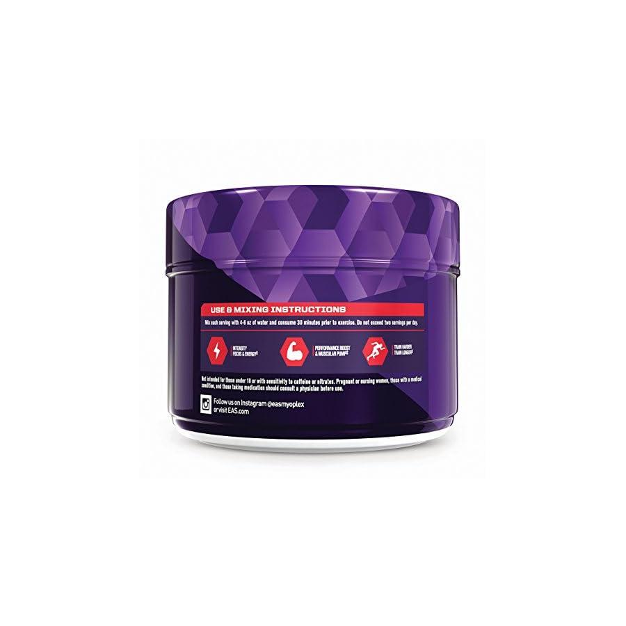 EAS Myoplex Pre Workout Powder