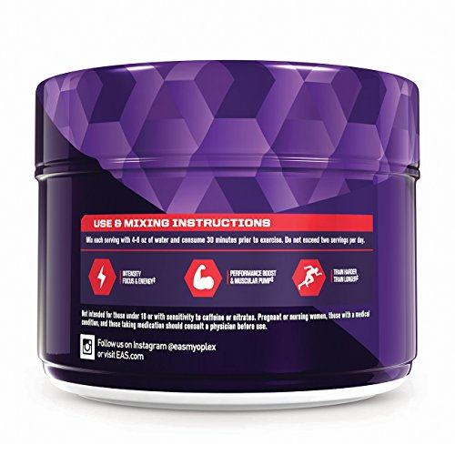 EAS Myoplex Pre Workout Powder