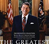 The Greatest: The Definitive Collection- Ronald Reagan's Greatest Speeches 3 Audio CD Set