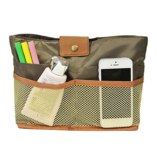 Ultimate Purse Insert/Handbag Organizer and Day Clutch, B...