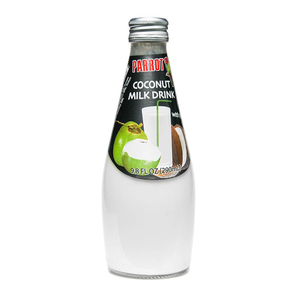 Parrot Coconut Milk Drink Original 290ml(Pack Of 12)