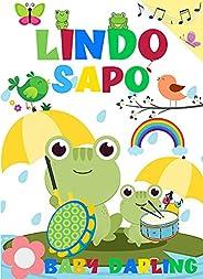 Lindo Sapo: Livros em portugues infantil