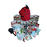 Wise Foods Survival Deluxe Hunting Field Processing Kits, Red
