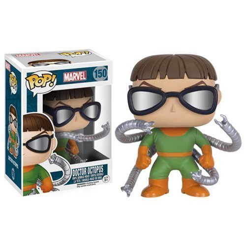 Doctor Octopus Toys - Spider-Man Doctor Octopus Pop! Vinyl Figure by Classic