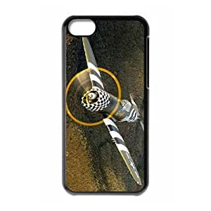 MEIMEIAircraft Classic Fighter DIY Cover Case with Hard Shell Protection for iphone 4/4s Case lxa#400357MEIMEI