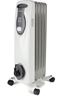 AEG RA 5520 - Radiador de aceite, 1500 W, 7 elementos ...