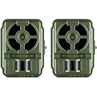 Primos Hunting Proof Cam 10MP Low Glow Video 70 Foot Game Trail Camera, 2 Pack