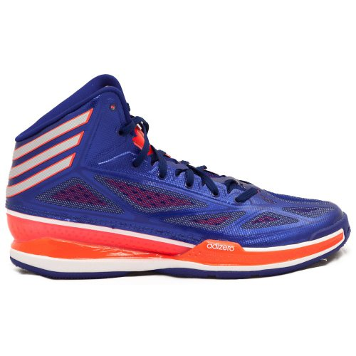 Adidas - adizero Crazy Light - Color: Blu marino-Rosso - Size: 42.0EU