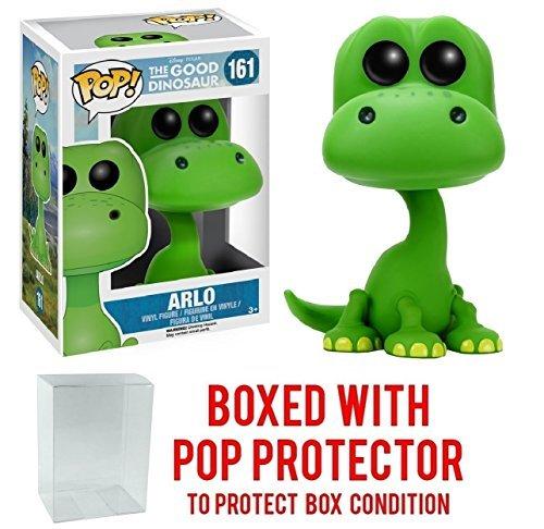Funko Pop! Disney Pixar: Good Dinosaur - Arlo Vinyl Figure (Bundled with Pop BOX PROTECTOR CASE)