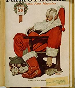 Amazon Com Photo The Day After Christmas 1922 Santa