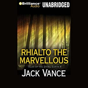 Rhialto the Marvellous Audiobook