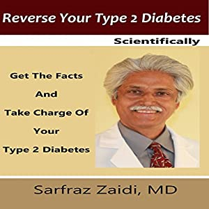 Reverse Your Type 2 Diabetes Scientifically Audiobook