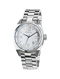 BREIL Watch MASTER Male Only Time Silver TW1408