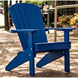 LuxCraft Recycled Plastic Lakeside Adirondack Chair Review