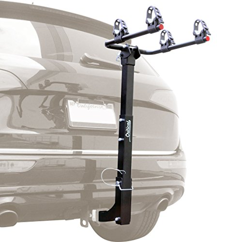 Critical Cycles Lenox Hitch Mount Bike Rack with 2 Inch (2 Bike Hitch Rack)